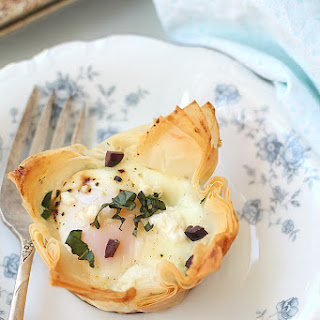 Spinach Phyllo Dough Appetizers Recipes.