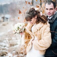 Wedding photographer Elvira Tuchina (Sparrow). Photo of 15.12.2014