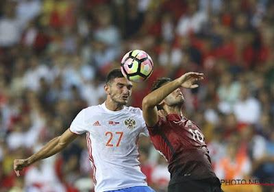 Club Brugge en AA Gent zitten achter Magomed Ozdoev