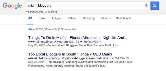 tìm kiếm-các blogger địa phương