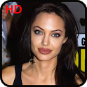 Angelina Jolie Wallpapers HD icon