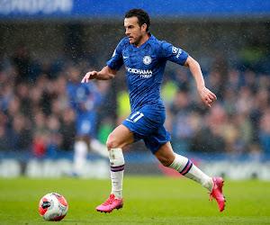 Pedro va quitter Chelsea pour l'Italie