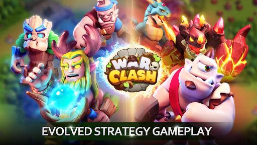 War Clash 0.21.3.5 screenshots 1