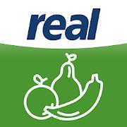 real Lebensmittel - Die Lebensmittelshop-App