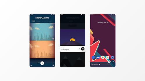 PaperSplash - Beautiful Unsplash Wallpapers - Apps on ...