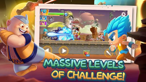 Nhiều thử thách hấp dẫn trong game