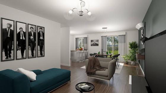 Vente maison 5 pièces 94,66 m2