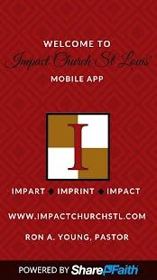 Impact Church STL - náhled