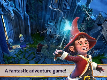 Book of Unwritten Tales 2- screenshot thumbnail