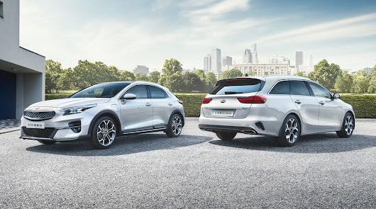 Kia Ceed y XCeed incorpora en sus diesel la tecnología híbrida de 48 Voltios