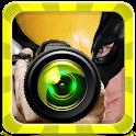 Superhero Camera icon