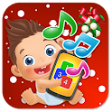 Baby Phone - Christmas Game icon