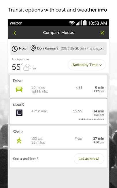 #5. MapQuest GPS Navigation & Maps (Android)