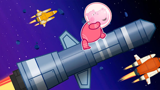 Space for kids. Adventure game android2mod screenshots 4