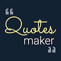 Quotes Maker - Name Art Quotes Creator App icon