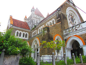 Photo: Old Dutch Church in Galle.
