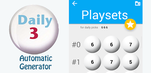 FREE Daily 3 Generator - Apps on Google Play