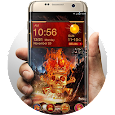 Skeleton Hola Launcher Theme apk