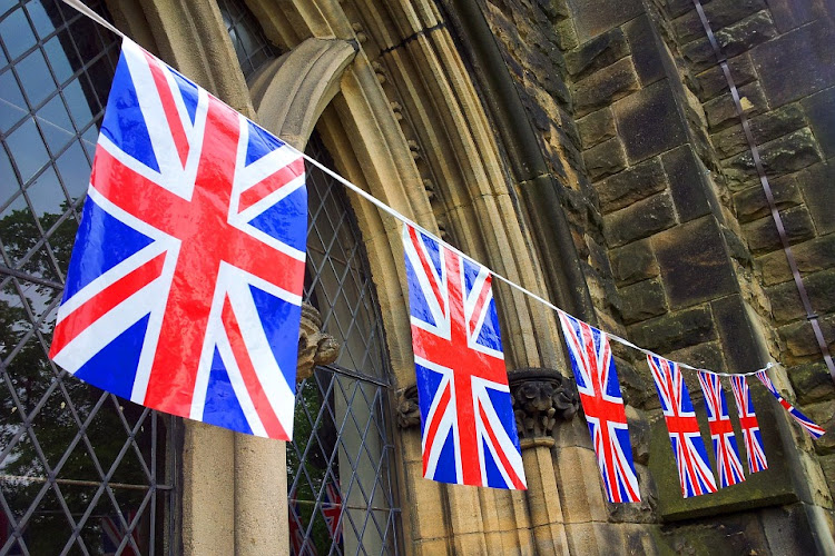 British flags in London. Picture: Pixabay