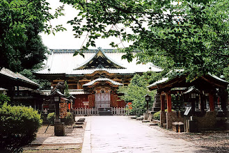 Photo: Tokio - świątynia Tosho-gu/ Tokyo - Tosho-gu temple