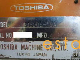 Toshiba IS350GS-10A (1998 / 2000) Plastic Injection Moulding Machine