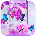 Pink Orchid 2018 New Theme APK