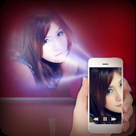 Face Projection Simulator