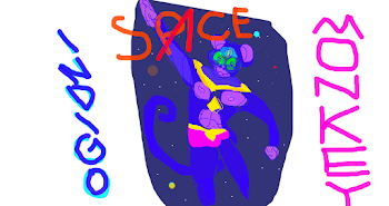 Indigo Space Monkey