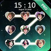 Lock screen photo Pro