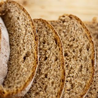 Wholewheat Sandwich Bread, Stripped Bare