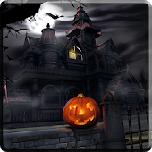 Scary House Halloween