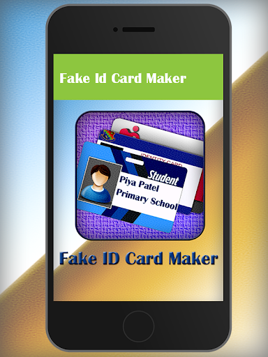 Download Fake ID Card Maker App 2017 (New) Google Play