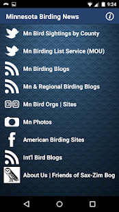 Minnesota Birding News- screenshot thumbnail