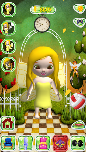 Talking Fairy 1.8 screenshots 17