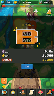 Idle Ship Heroes-clicker game MOD (Unlimited Money/Free Upgrade) 3