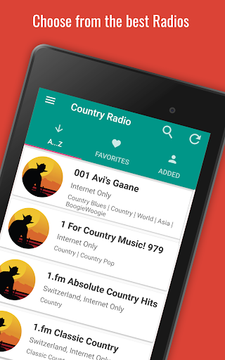 Country Music Radio ud83dudcfbud83eudd20 Worldwide 1.0 screenshots 15