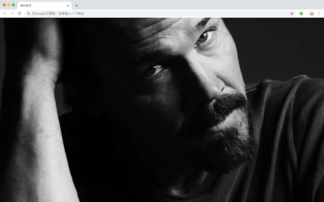 Josh James Brolin New Tab Theme HD