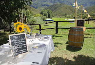 Photo: Another country wedding on the reserve on the meadow, beautiful summers day.