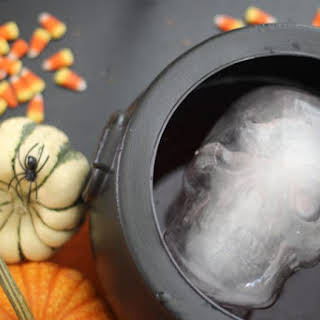 Haunted Halloween Witches Brew Party Punch.
