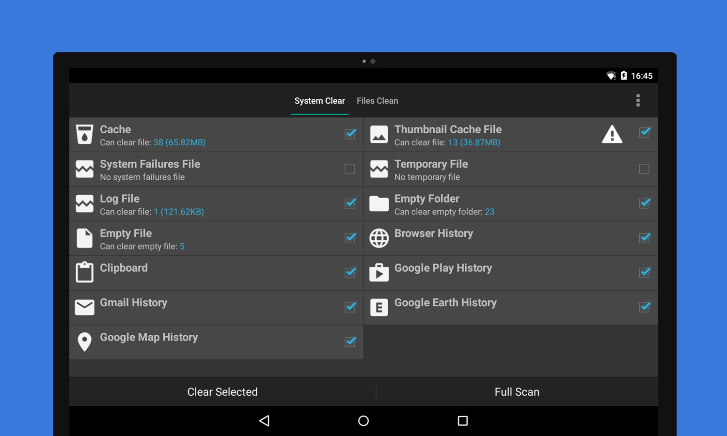 Screenshots of Assistant for Android for iPhone