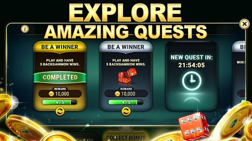 Backgammon Live: Play Online Backgammon Free Games 3.2.253 screenshots 8