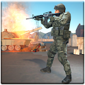 Modern Battle Survivor Ops Shooting Games 2018 icon
