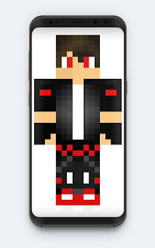 Download Youtubers Skins For Minecraft PE By MCPE Skin Studio APK - Skins para minecraft youtubers