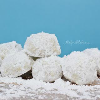 Snowball Cookies