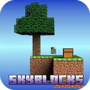 SkyBlock Map for MCPE