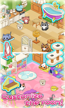 Cat Room - Cute Cat Games