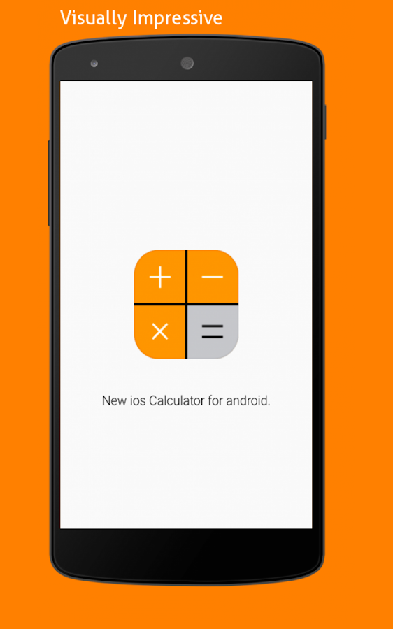 calculator for ios