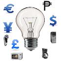 Consumo eléctrico icon
