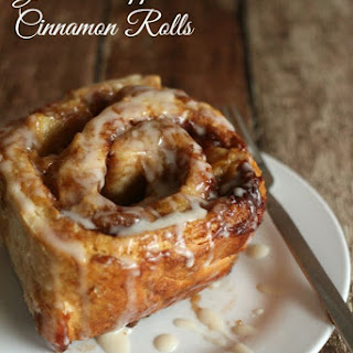 Glorious Apple Pie Cinnamon Rolls