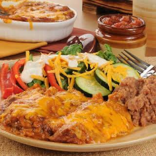 Mexican Chicken Tortilla Casserole.